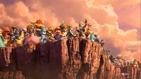 Super Smash Bros. Ultimate World of Light screenshots image #1