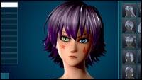 Jump Force avatar creation image #1