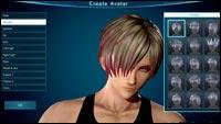 Jump Force avatar creation image #4