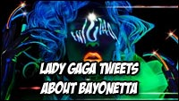 Lady Gaga playing Bayonetta image #1