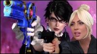 Lady Gaga playing Bayonetta image #3