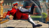 M. Bison Classic costume in Street Fighter 5: Arcade Edition image #2