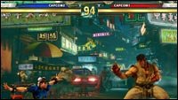 Street Fighter 5: Type Arcade image #1