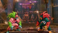Street Fighter 5's new holiday costume colors image #5
