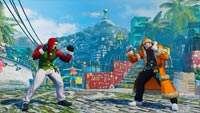 Street Fighter 5's new holiday costume colors image #11