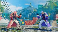 Street Fighter 5's new holiday costume colors image #14