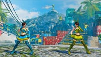 Street Fighter 5's new holiday costume colors image #20