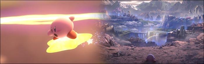 Super smash bros world of light