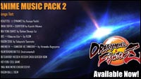 Dragon Ball FighterZ Anime Music Pack 2 image #1