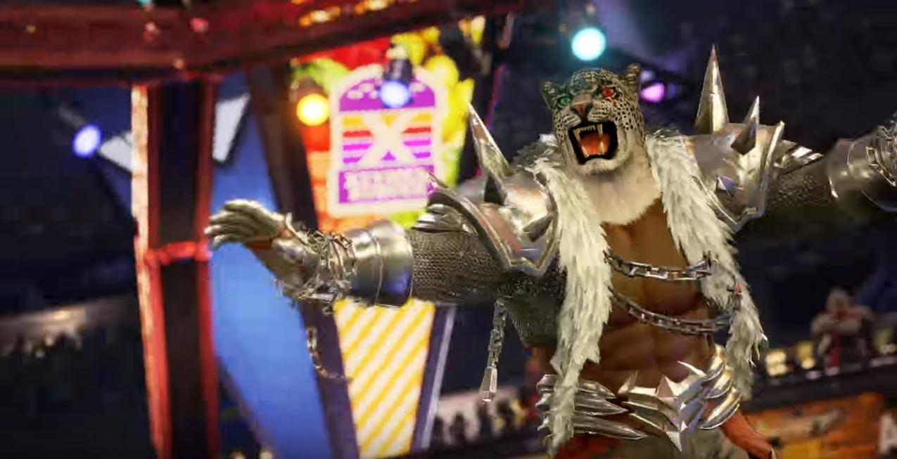 Tekken World Tour Finals reveals 4 out of 15 image gallery