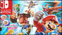 Fan-made Super Smash Bros. Ultimate manual  out of 6 image gallery