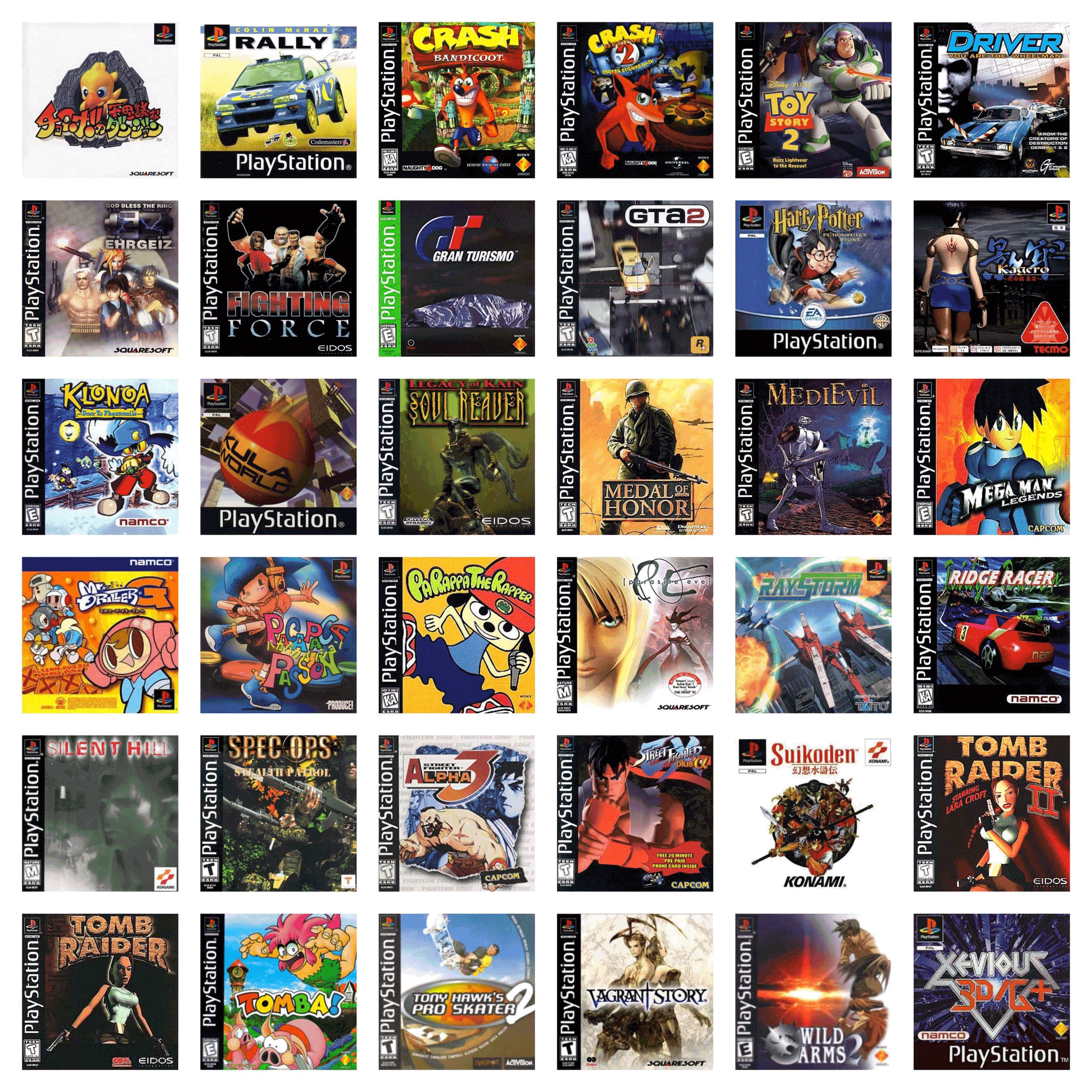 PS Classic games found in source code 1 out of 1 image gallery