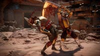 Mortal Kombat 11 in-game screenshots image #1