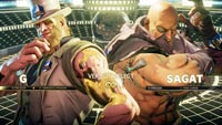 Street Fighter 5: Arcade Edition's sponsored content screenshots image #1