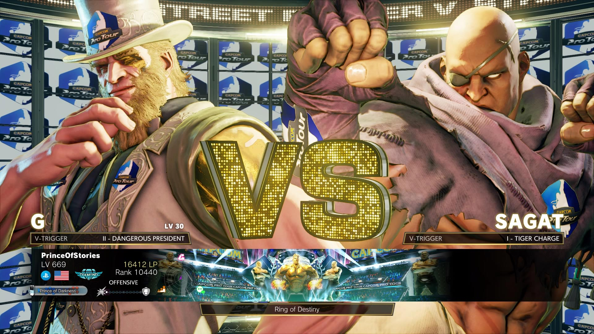 Street Fighter 5: Arcade Edition's sponsored content screenshots 2 out of 6 image gallery
