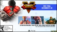 Street Fighter 5's Sponsored Content update image #1
