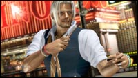 Brad Wong and Eliot Dead or Alive 6 first screenshots image #2