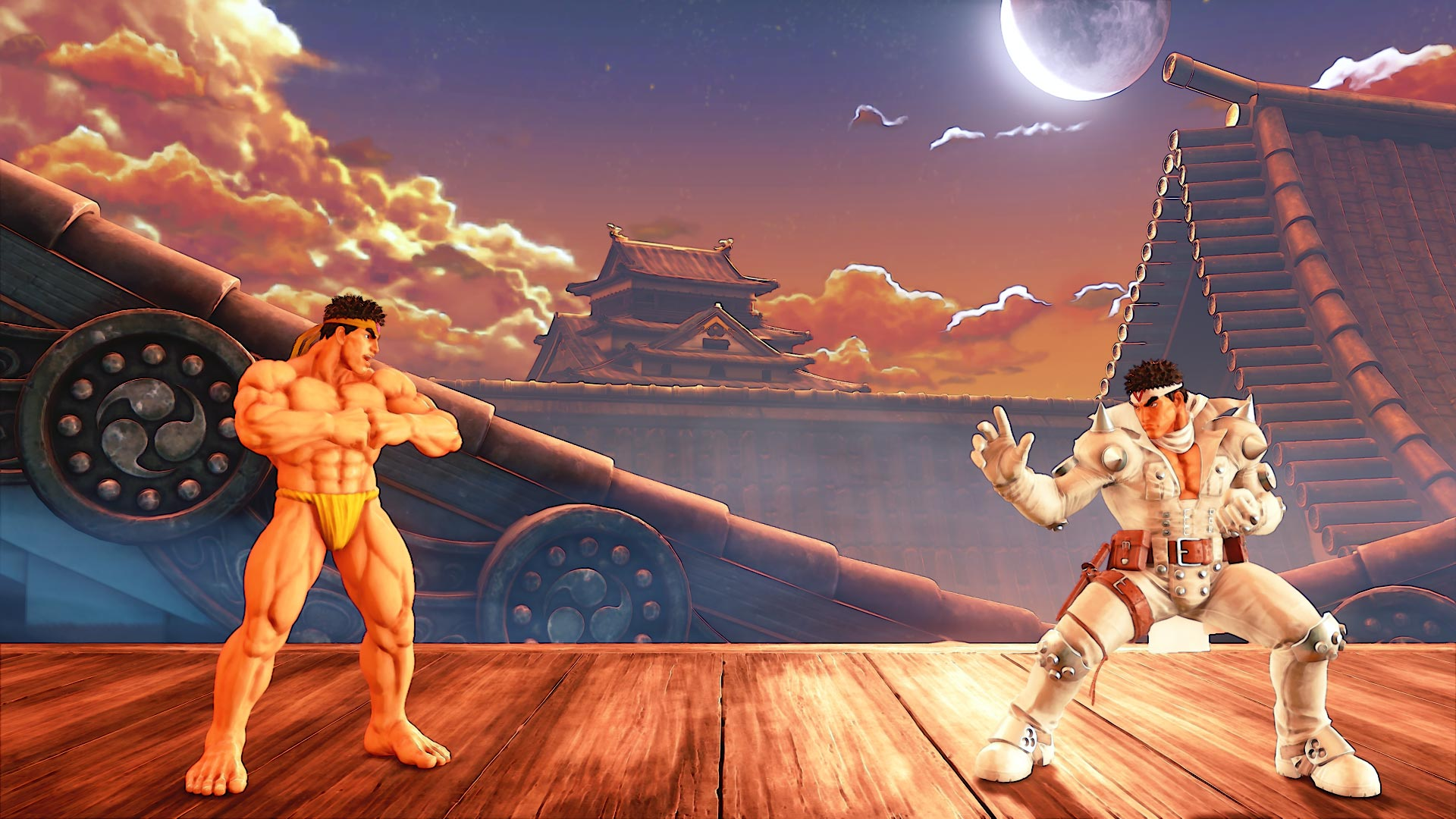 Ryu's Jin Saotome costume colors and Easter Egg 1 out of 6 image gallery