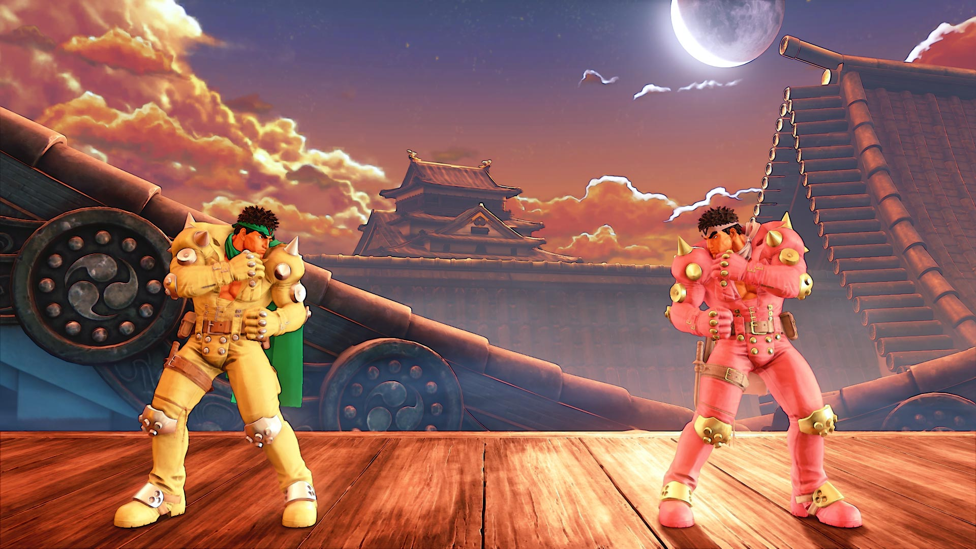 Ryu's Jin Saotome costume colors and Easter Egg 2 out of 6 image gallery