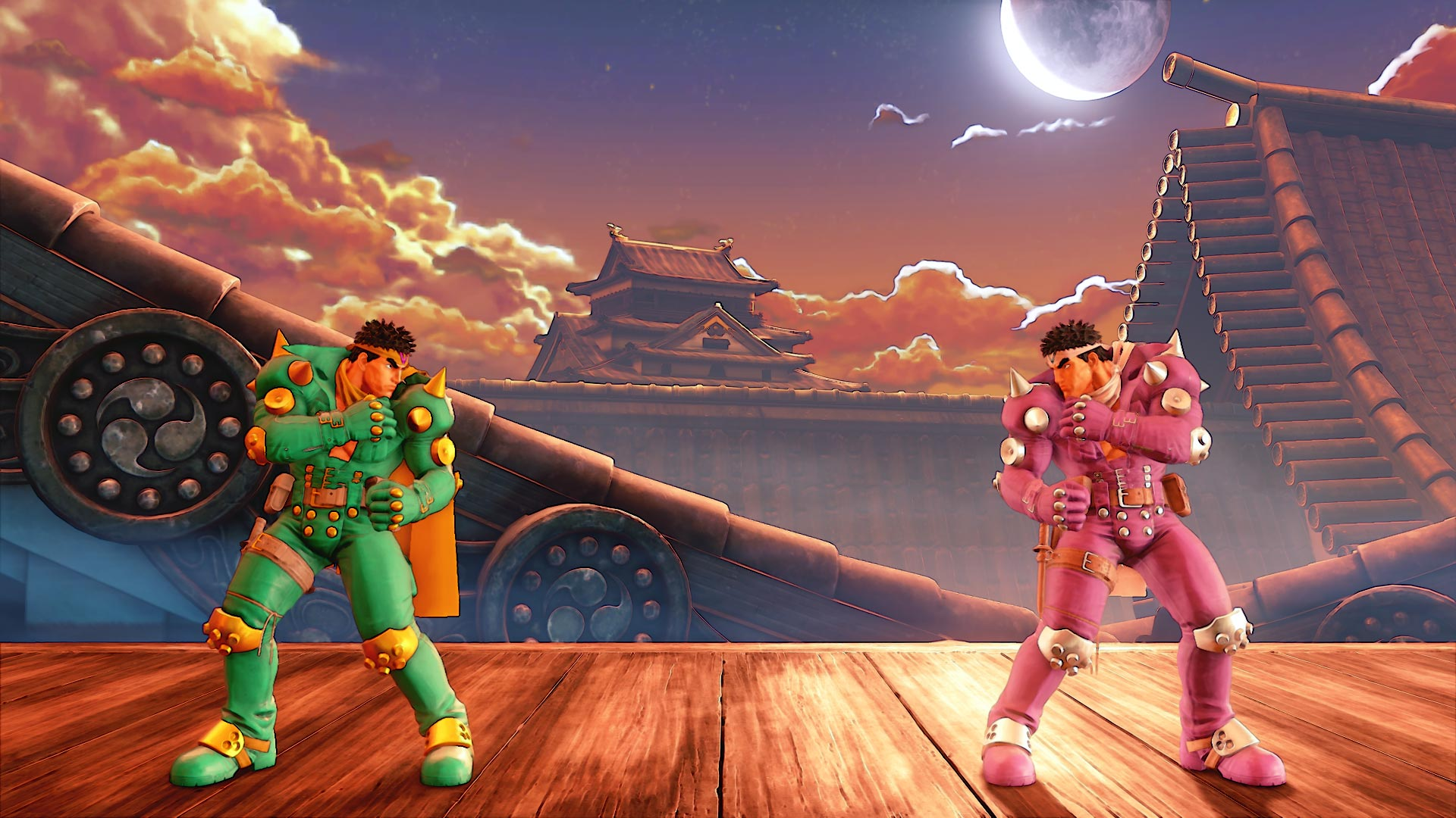 Ryu's Jin Saotome costume colors and Easter Egg 3 out of 6 image gallery