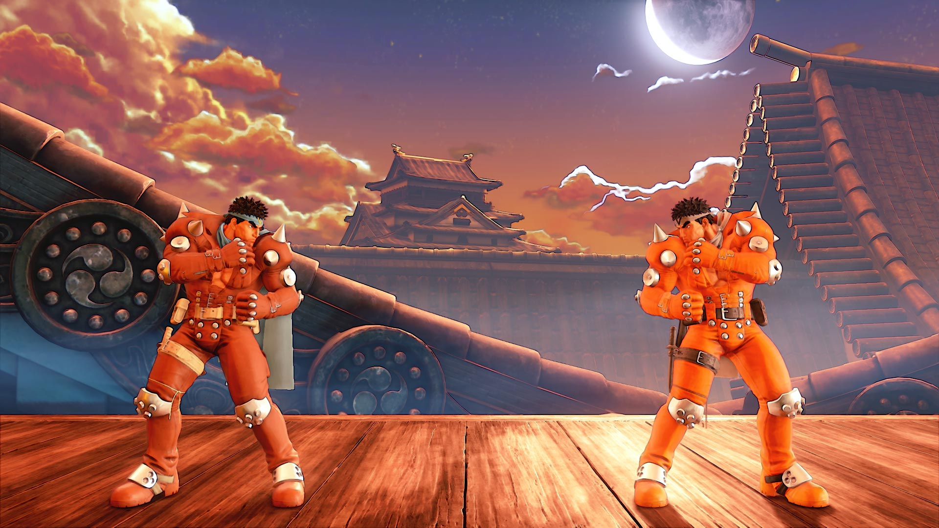 Ryu's Jin Saotome costume colors and Easter Egg 4 out of 6 image gallery