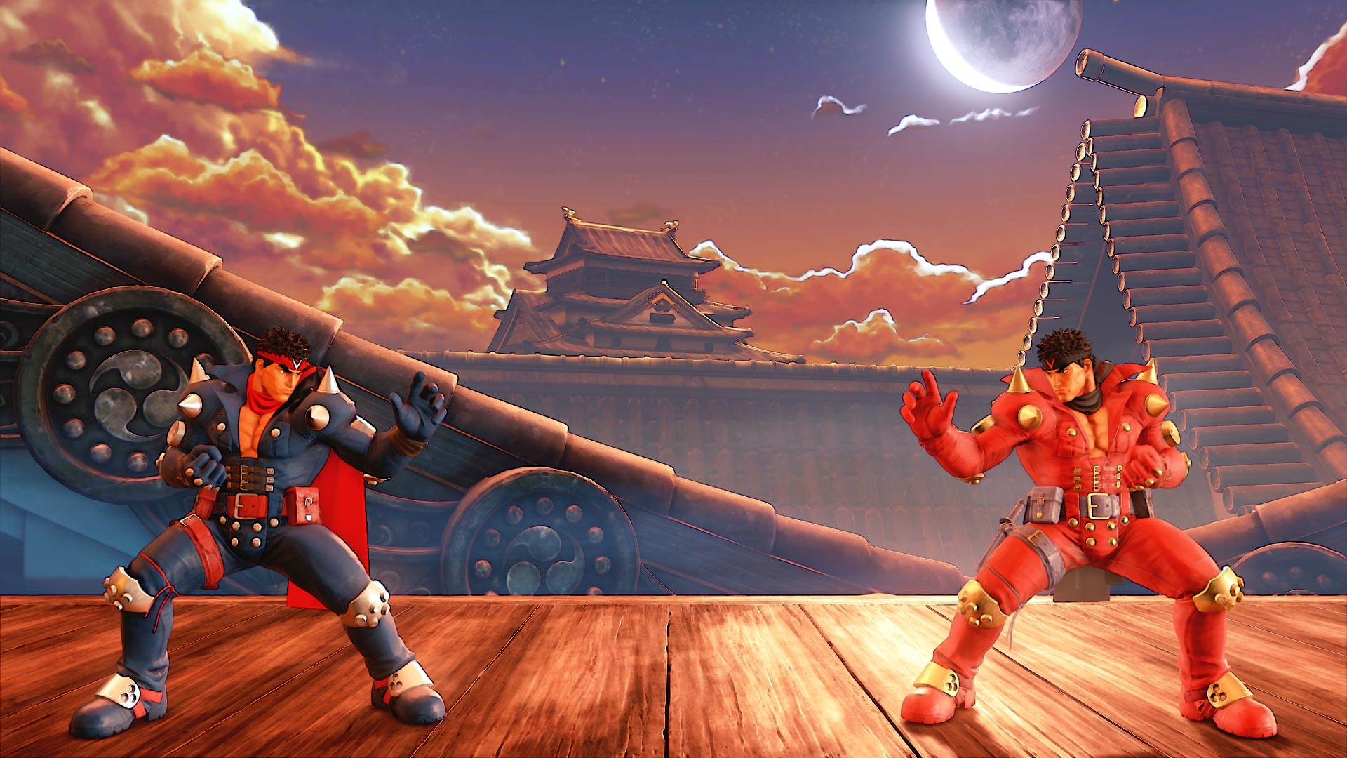 Ryu's Jin Saotome costume colors and Easter Egg 5 out of 6 image gallery