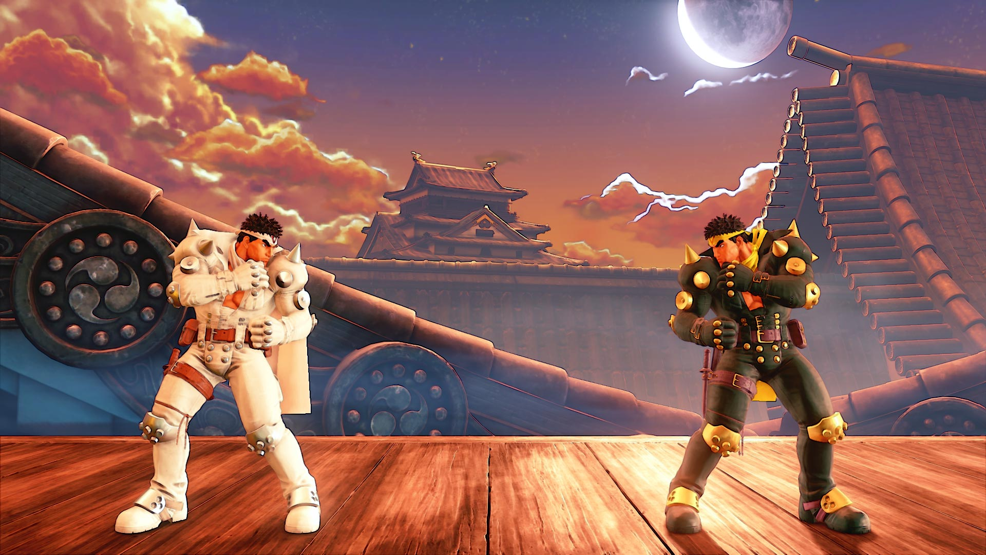 Ryu's Jin Saotome costume colors and Easter Egg 6 out of 6 image gallery