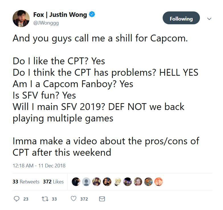 Wong Tweet 1 out of 1 image gallery