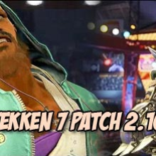Marduk, Armor King, and balance patch now available for Tekken 7 in