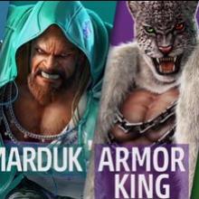 Marduk Julia And Armor King Revealed For Tekken 7 Negan Gameplay Trailer Released