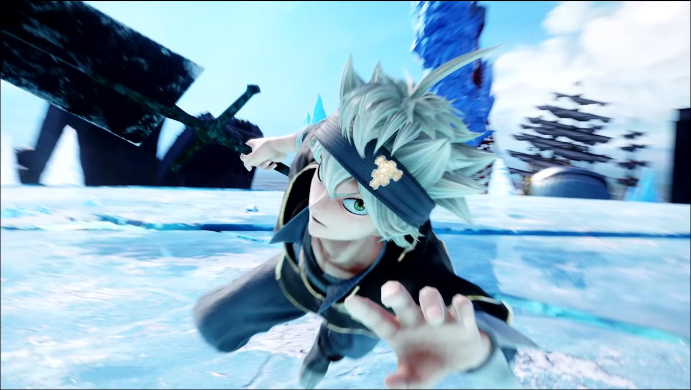 Asta and Deku in Jump Force 3 out of 6 image gallery