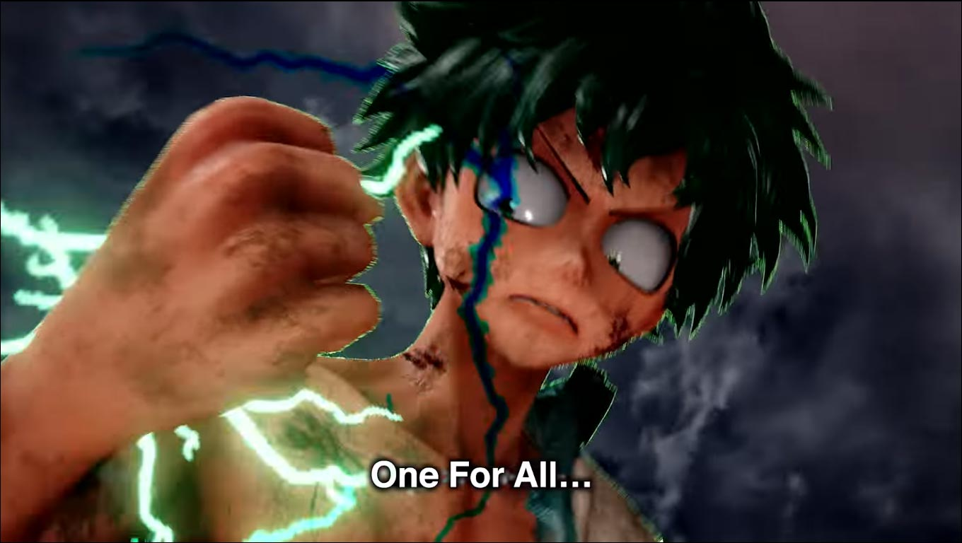 Asta and Deku in Jump Force 6 out of 6 image gallery