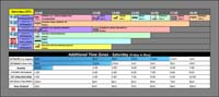 KVO Winter Schedule image #1