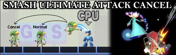 Super Smash Bros  Ultimate features advanced attack