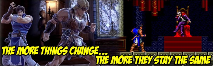 Simon and Richter Belmont may have an advantage on