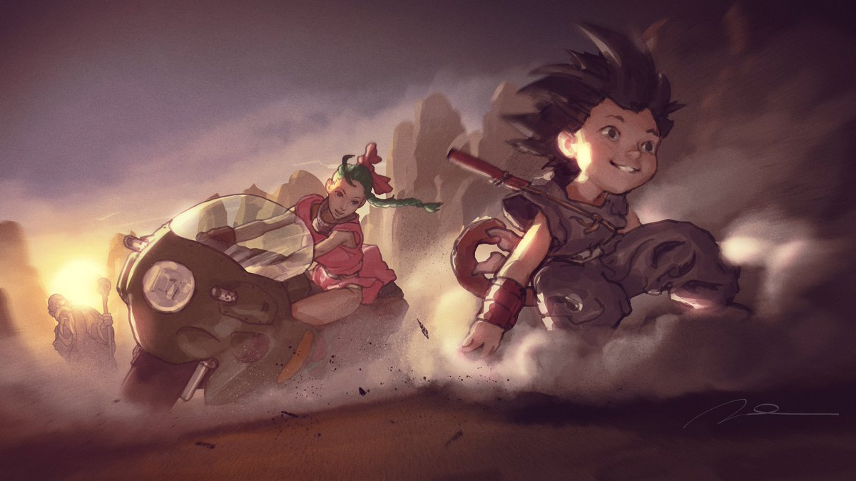 Dragon Ball fan recreations 2 out of 12 image gallery