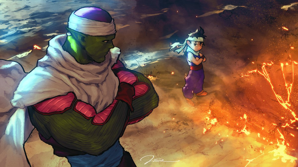 Dragon Ball fan recreations 11 out of 12 image gallery