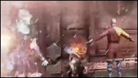 Mortal Kombat's ghost monk image #1