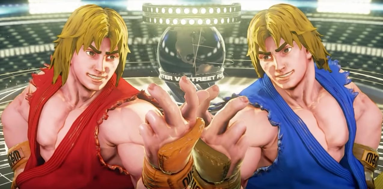 Smash Ultimate Ken comes back to Street Fighter via mod 1 out of 6 image gallery