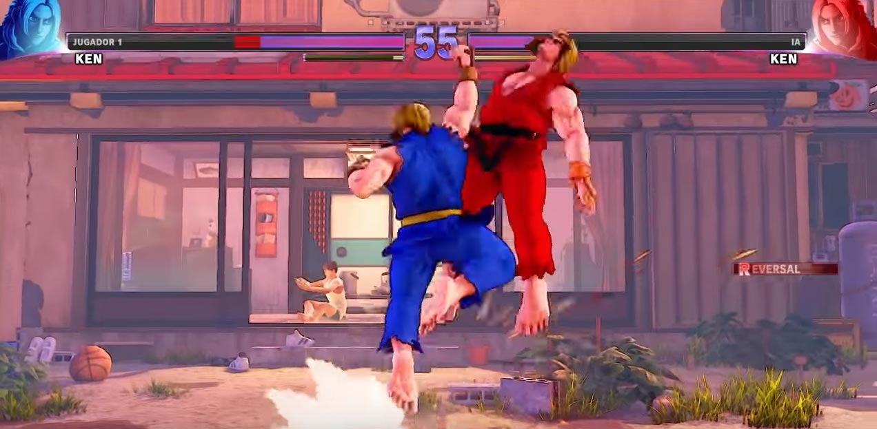 Smash Ultimate Ken comes back to Street Fighter via mod 3 out of 6 image gallery