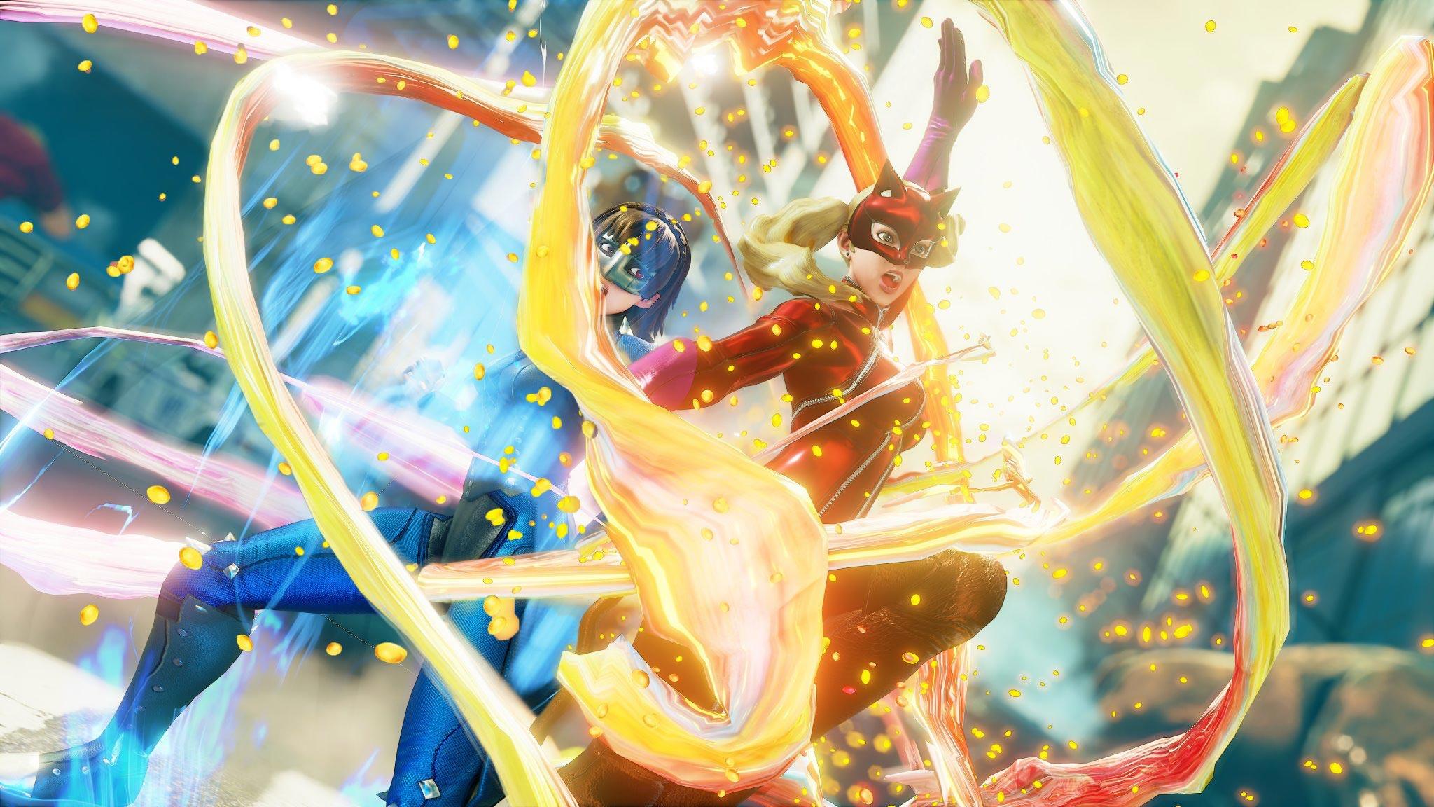 Eden's Street Fighter stills 1 out of 12 image gallery