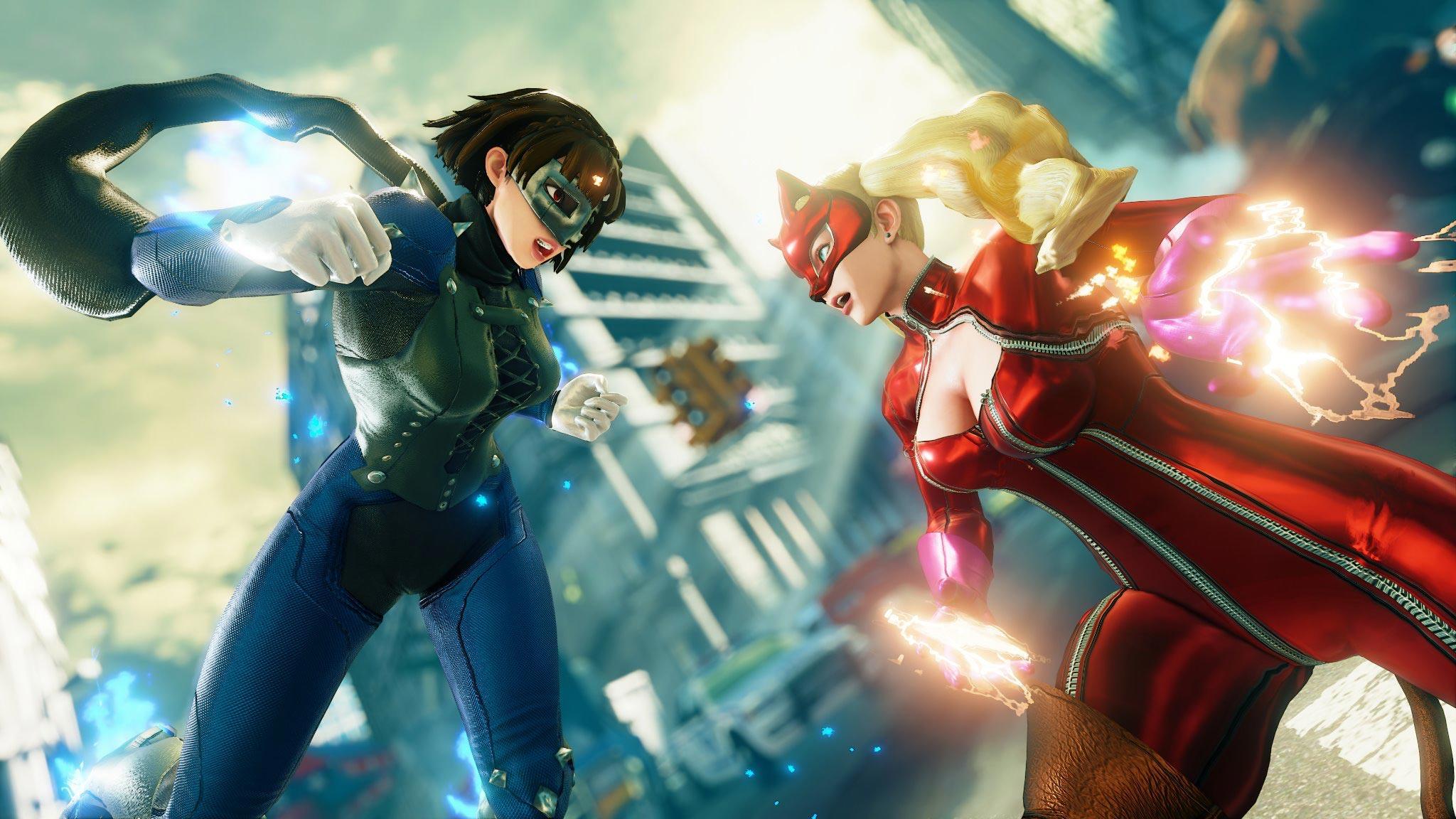 Eden's Street Fighter stills 2 out of 12 image gallery