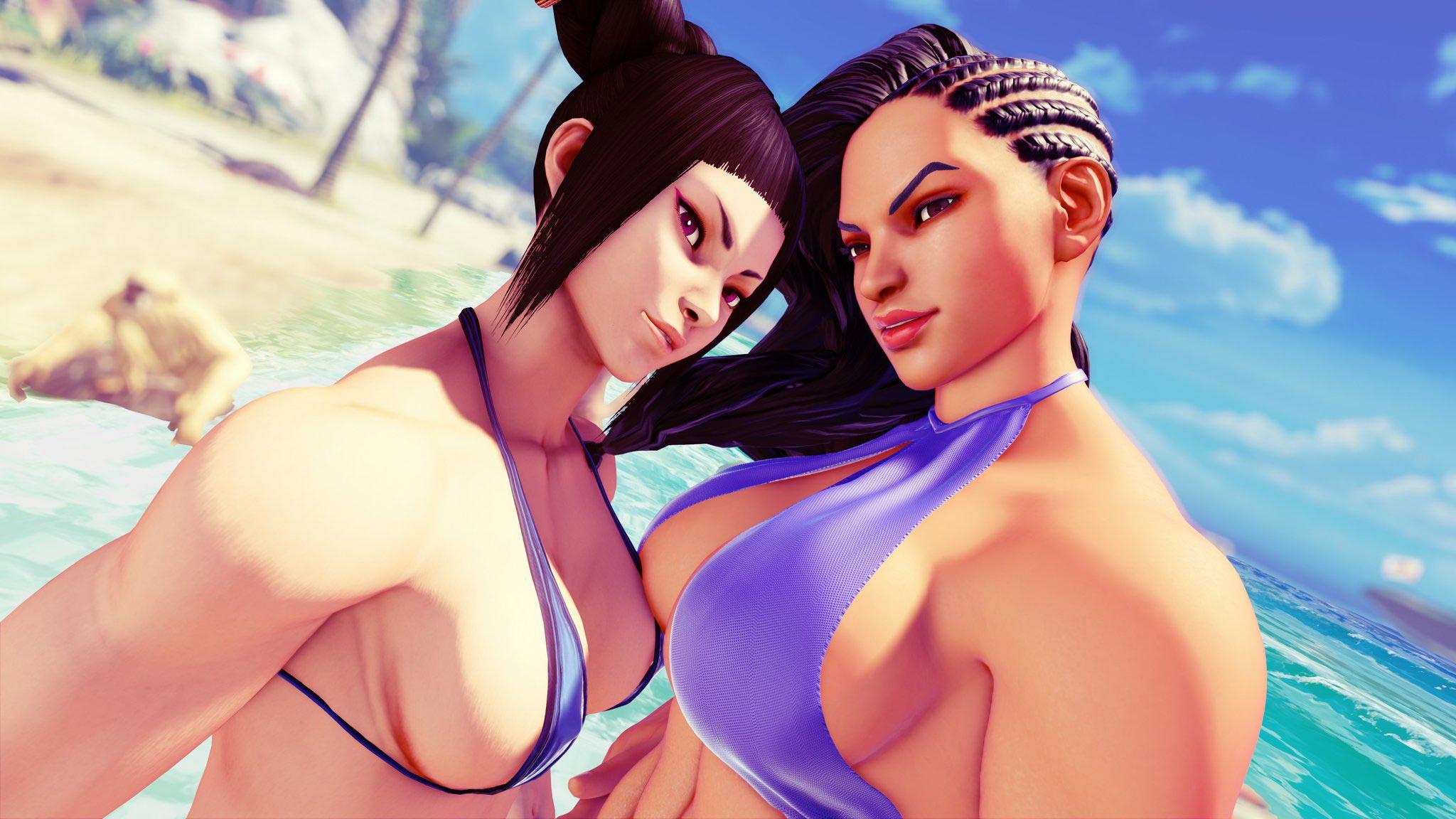 Eden's Street Fighter stills 3 out of 12 image gallery