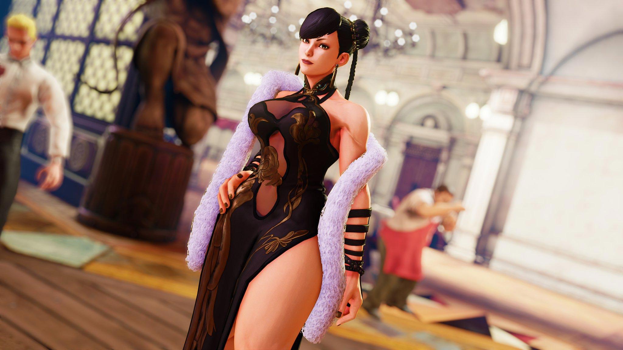 Eden's Street Fighter stills 11 out of 12 image gallery