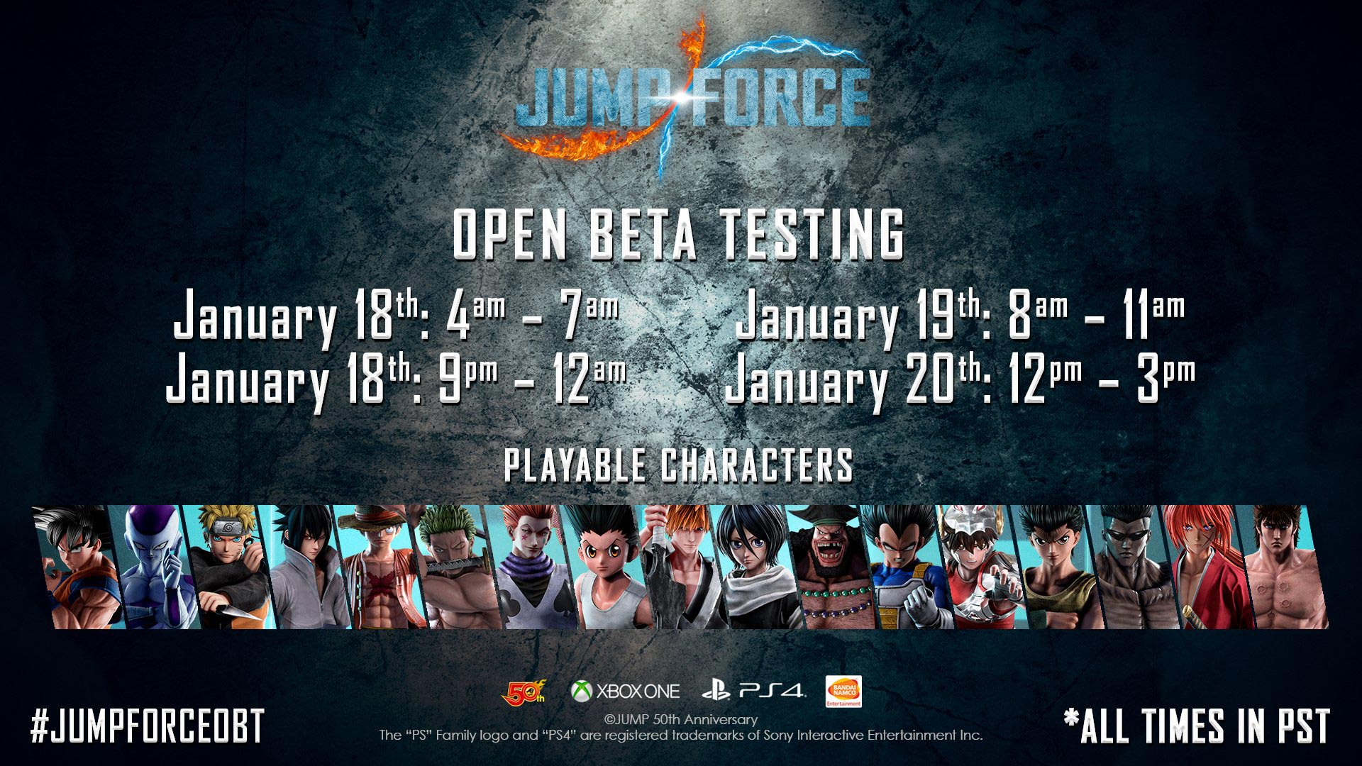 Jump Force open beta 2 out of 4 image gallery