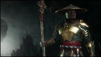 Raiden's Mortal Kombat 11 design  out of 2 image gallery