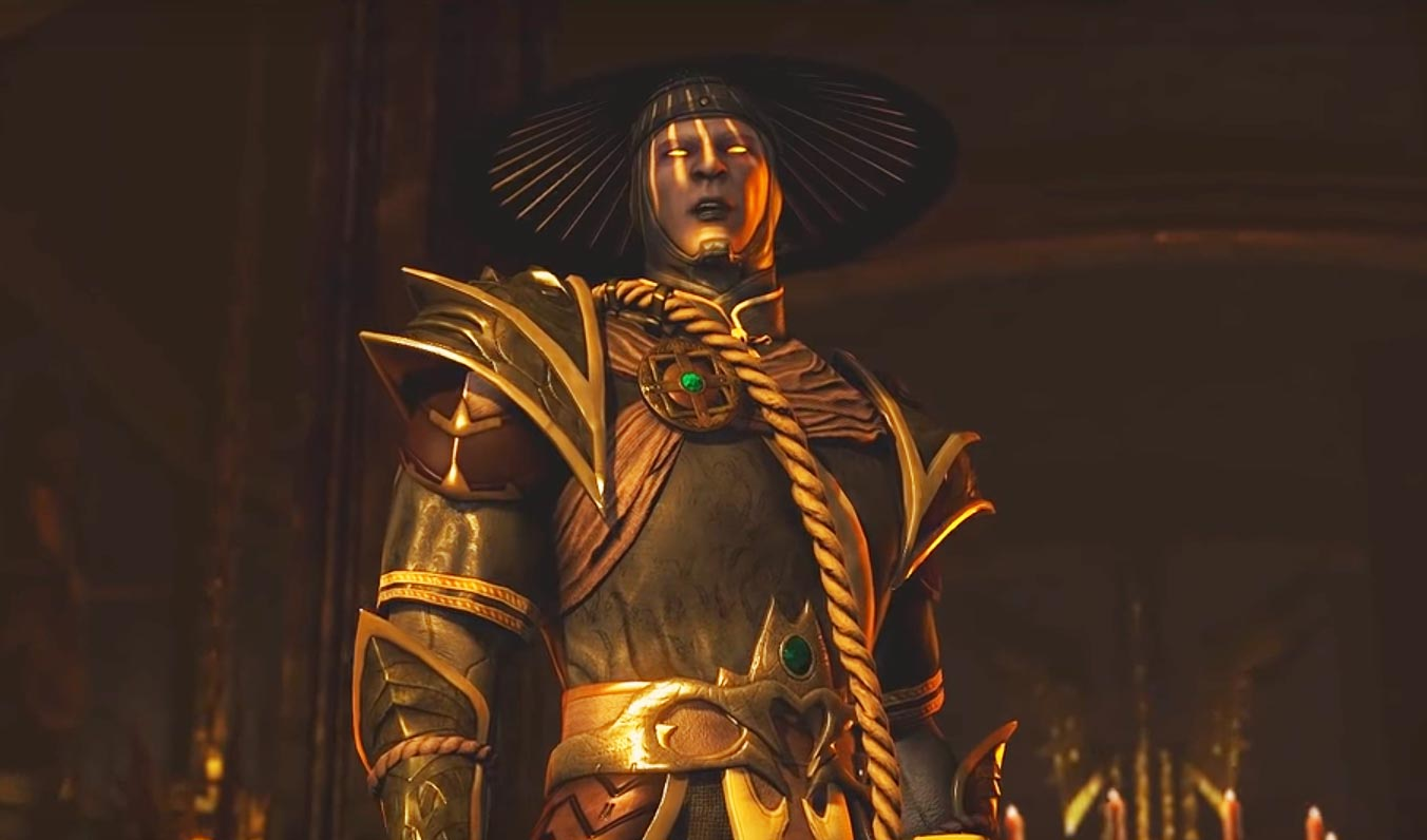 Raiden's Mortal Kombat 11 design 2 out of 2 image gallery