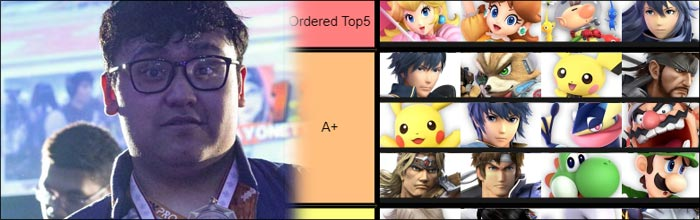 MKLeo releases his early Super Smash Bros  Ultimate tier list