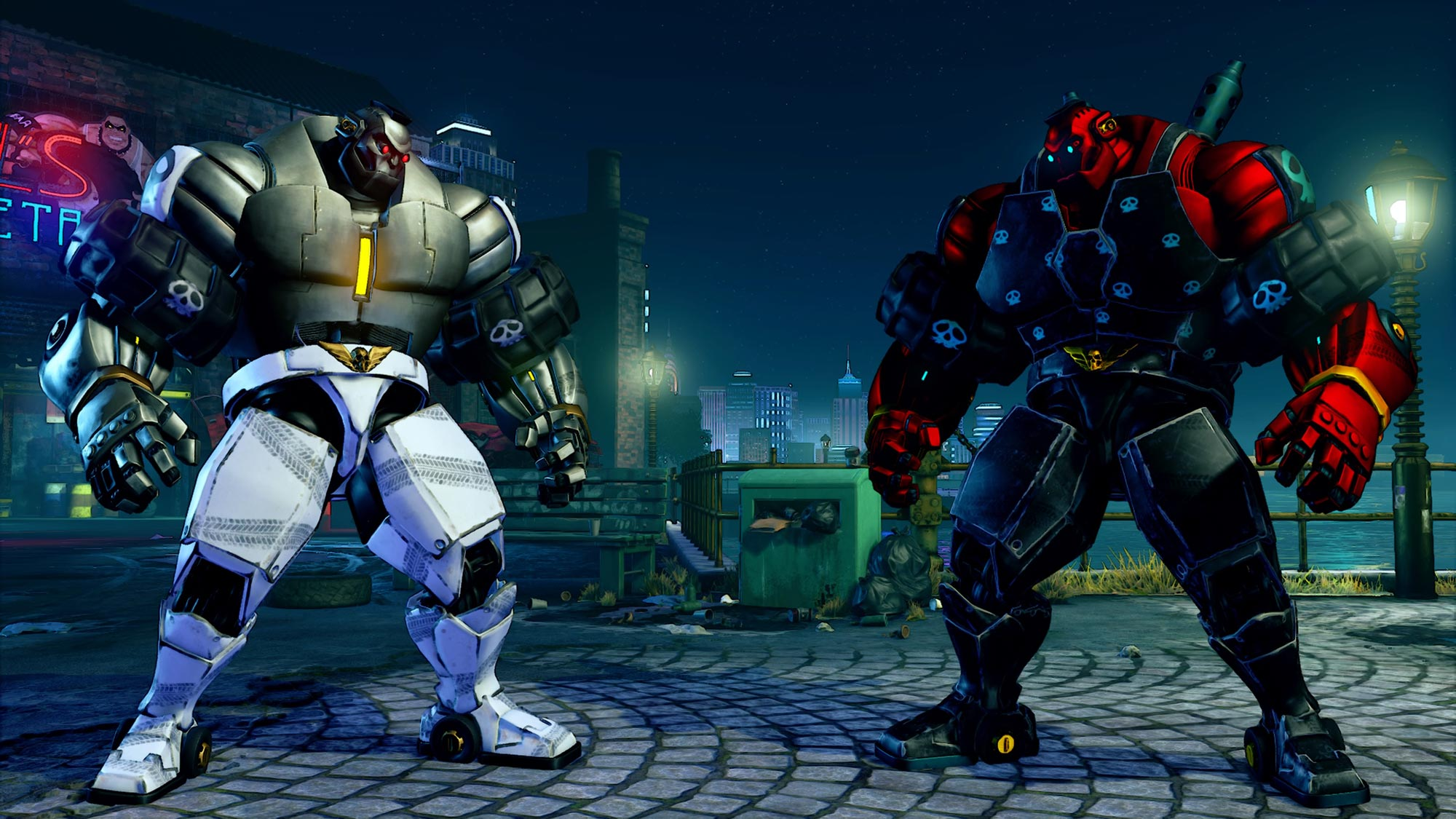 Abigail Mech costume colors and easter egg 1 out of 5 image gallery