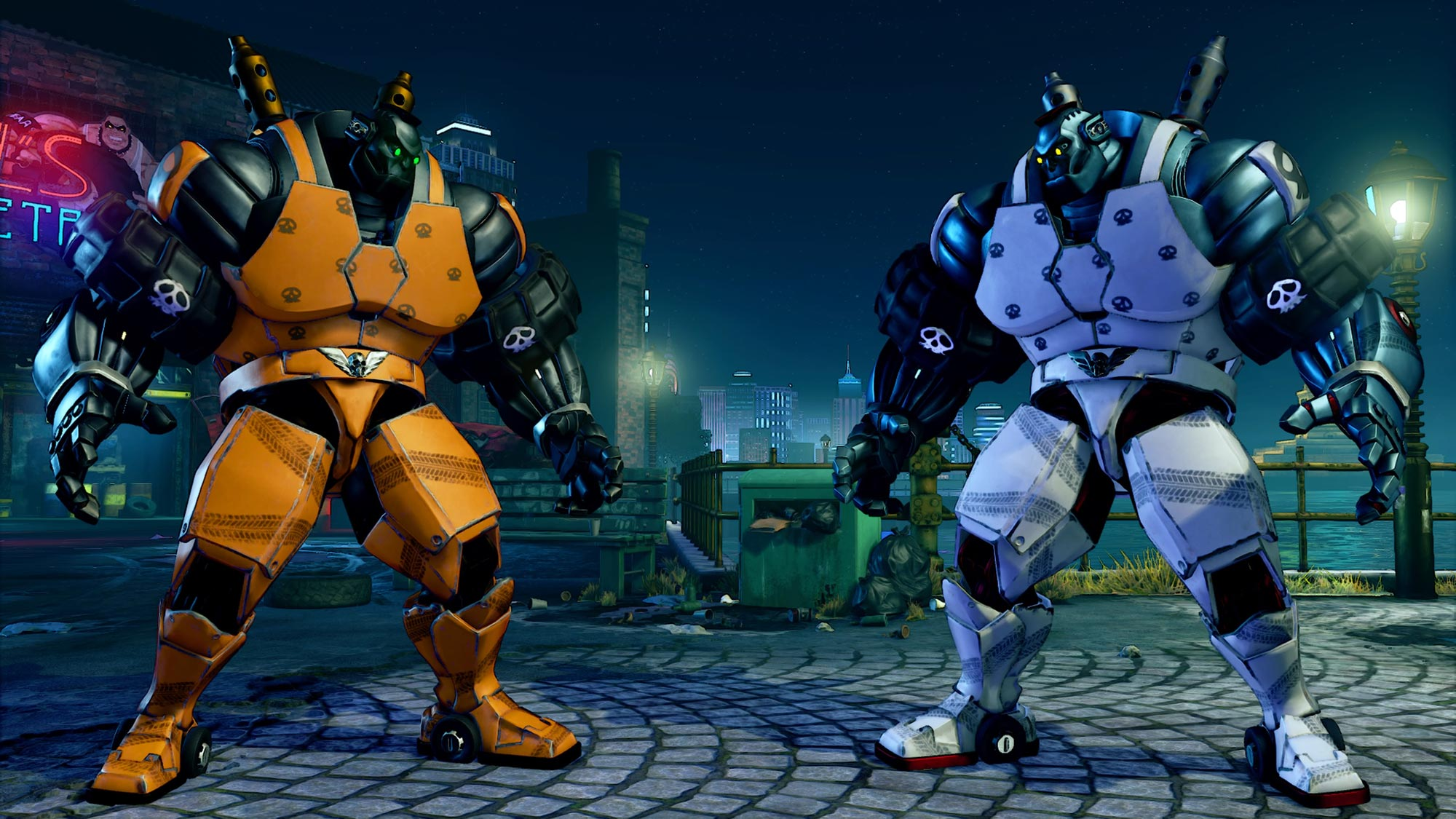 Abigail Mech costume colors and easter egg 2 out of 5 image gallery